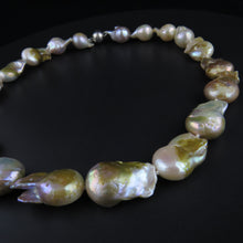 Load image into Gallery viewer, Baroque Freshwater Cultured Pearl Strand