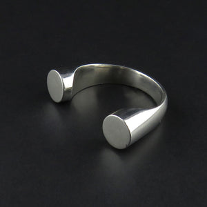 Silver Open Top Ring