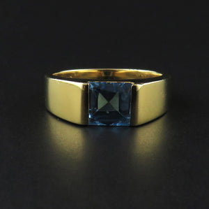 Topaz Gold Ring