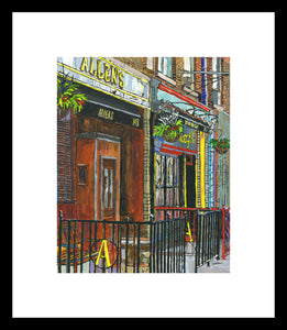 Allen's - Framed Art-Framed Art-WorkShopGallery