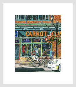 Carrot Common - Framed Art-Framed Art-WorkShopGallery