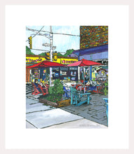 Load image into Gallery viewer, Broadview Espresso - Framed Art-Framed Art-WorkShopGallery