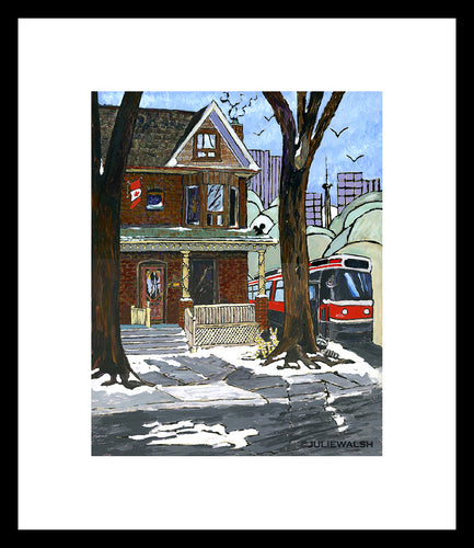 Toronto - Framed Art-Framed Art-WorkShopGallery