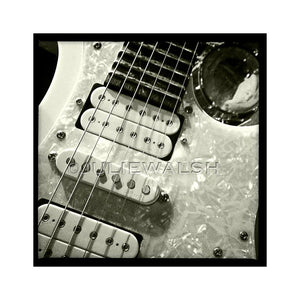Andrew's Guitar Photo Panel-Photo-WorkShopGallery