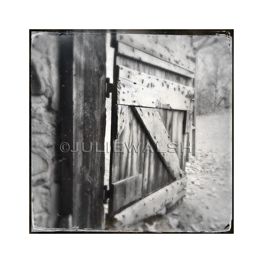 Barn Gate Photo Panel-Photo-WorkShopGallery
