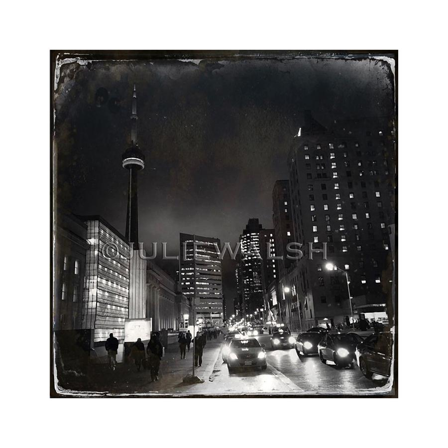 CN Tower at Night Photo Panel-Photo-WorkShopGallery