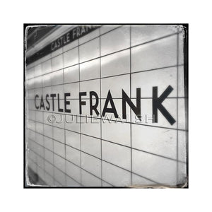 Castle Frank Subway Station Photo Panel-Photo-WorkShopGallery