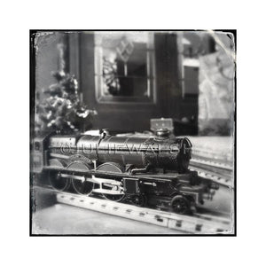 Hornby Ludlow Castle Photo Panel-Photo-WorkShopGallery