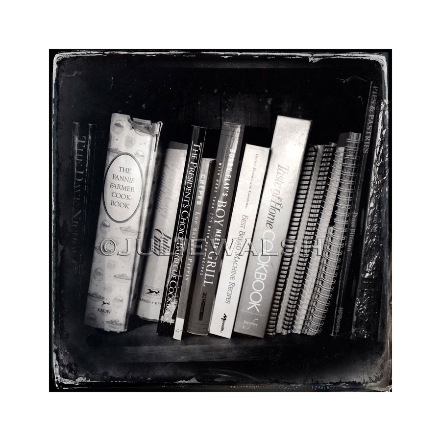 Kitchen Library Photo Panel-Photo-WorkShopGallery
