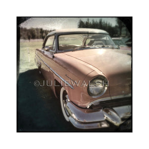 Pink Lincoln Photo Panel-Photo-WorkShopGallery