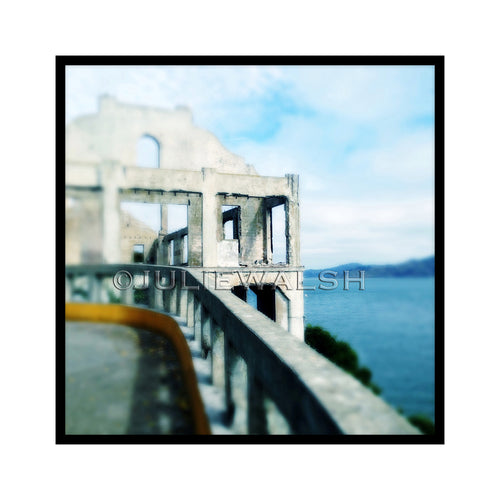Ruins of Alcatraz Photo Panel-Photo-WorkShopGallery