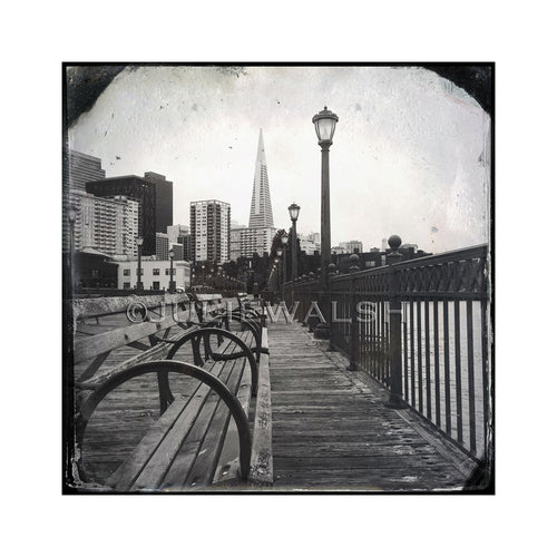 San Fran Pier Photo Panel-Photo-WorkShopGallery