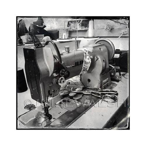 Sewing Machine Photo Panel-Photo-WorkShopGallery