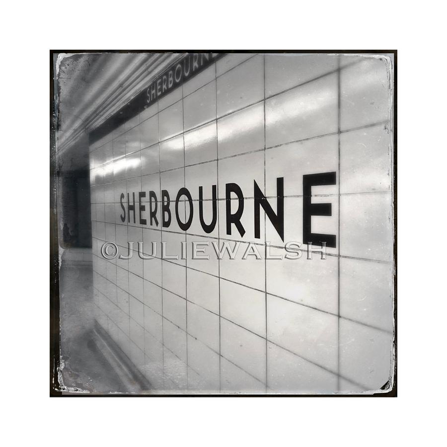 Sherbourne Subway Station Photo Panel-Photo-WorkShopGallery