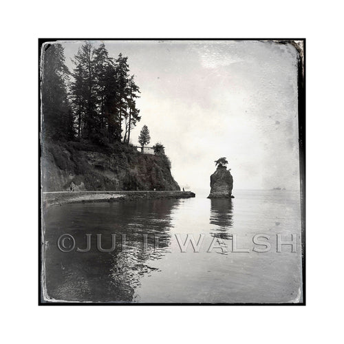 Siwash Rock Photo Panel-Photo-WorkShopGallery
