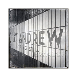 St. Andrew Station Photo Panel