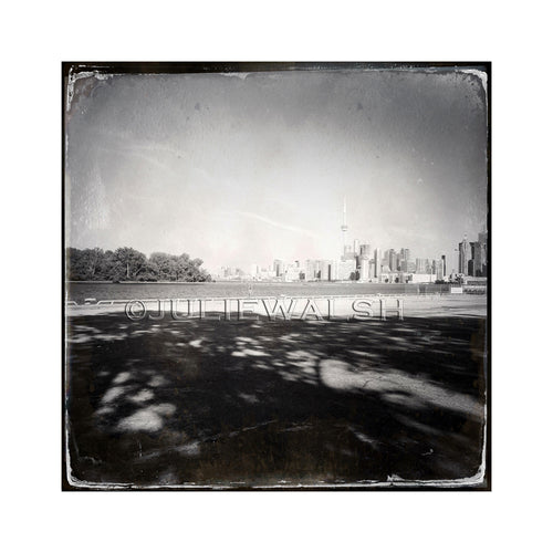 Toronto Skyline Photo Panel-Photo-WorkShopGallery
