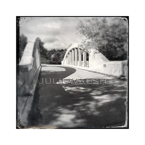 White Bridge Photo Panel-Photo-WorkShopGallery