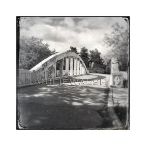 Old Don Mills Road Bridge Photo Panel-Photo-WorkShopGallery