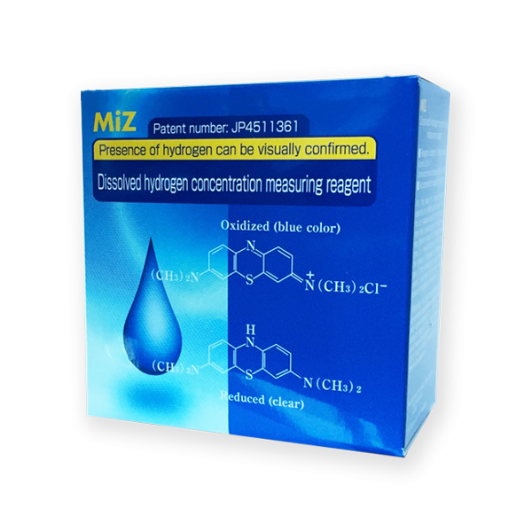 MiZ Hydrogen Water Test Kit