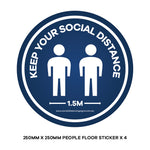 Hospitality - Social Distancing Value Pack