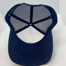 Load image into Gallery viewer, NOLA Mid Profile Trucker Navy/ White