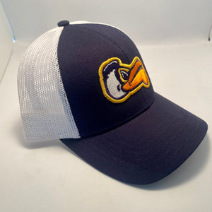 Pelicans Low Profile Trucker Snapback