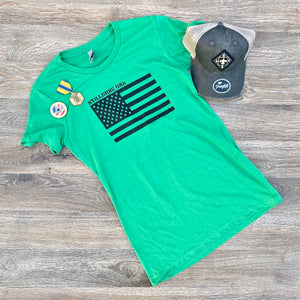 Women's Still I Rise USA Shirt