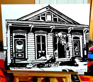 Women's NOLA Original Shotgun House