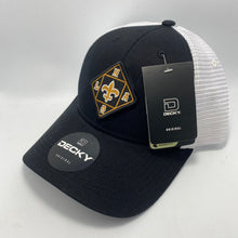 Load image into Gallery viewer, Saints Low Profile Trucker Hat