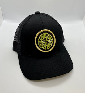 Unbreakable Low Profile Trucker Black