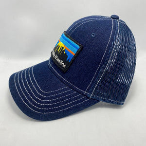 Naturally N'awlins Navy Dad Hat