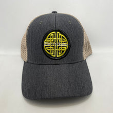 Load image into Gallery viewer, Unbreakable Low Profile Trucker Hat Black/ Tan