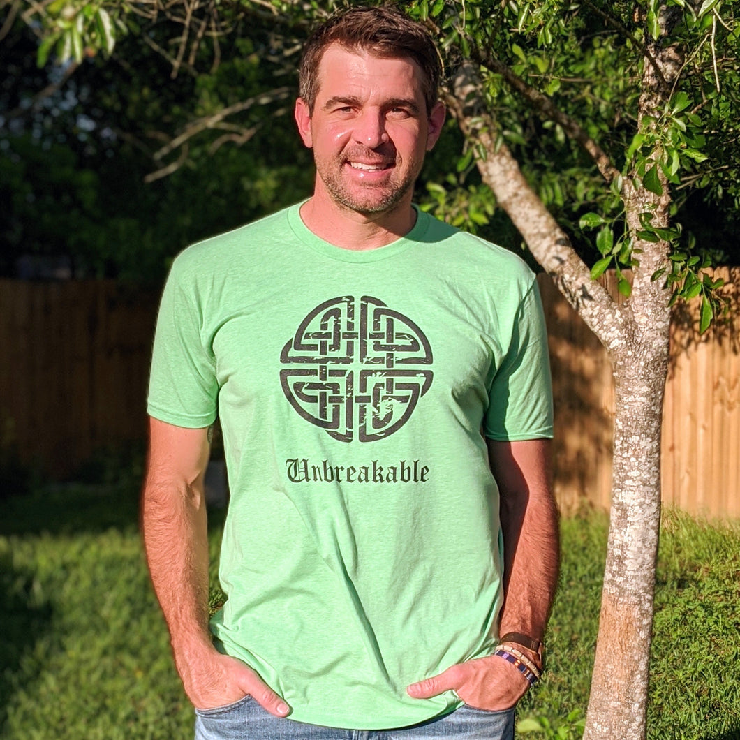Men's Unbreakable T-Shirt Green