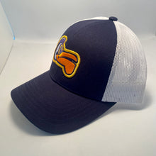 Load image into Gallery viewer, Pelicans Low Profile Trucker Snapback