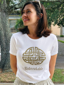 Women's Unbreakable T-Shirt White