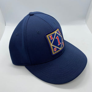 ZION Fitted Flatbill Hat