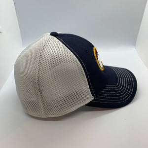 Pelicans Low Profile Trucker Navy/ White
