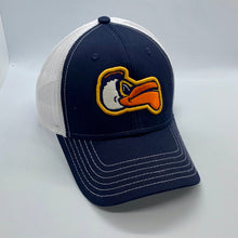 Load image into Gallery viewer, New Orleans Pelicans Low Profile Trucker Hat Navy/White