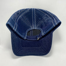 Load image into Gallery viewer, Naturally N'awlins Navy Dad Hat
