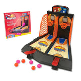 2 Player Desktop Table Basketball Games Basketball Shooting Toy Funny Basketball Hoop Toy Set