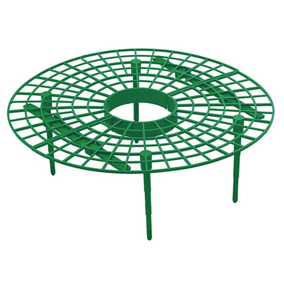 Strawberry Stand Frame Holder Balcony Planting Rack Fruit Support Plant Flower Climbing Vine Pillar Gardening Stand