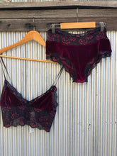 Red Velvet Knickers-Kultcha Collective