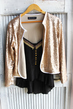 Calypso sequin jacket