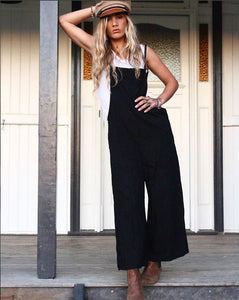 Kansas Jumpsuit Kultcha Collective Black