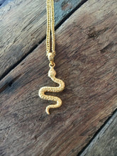 Sumeria Serpent Necklace