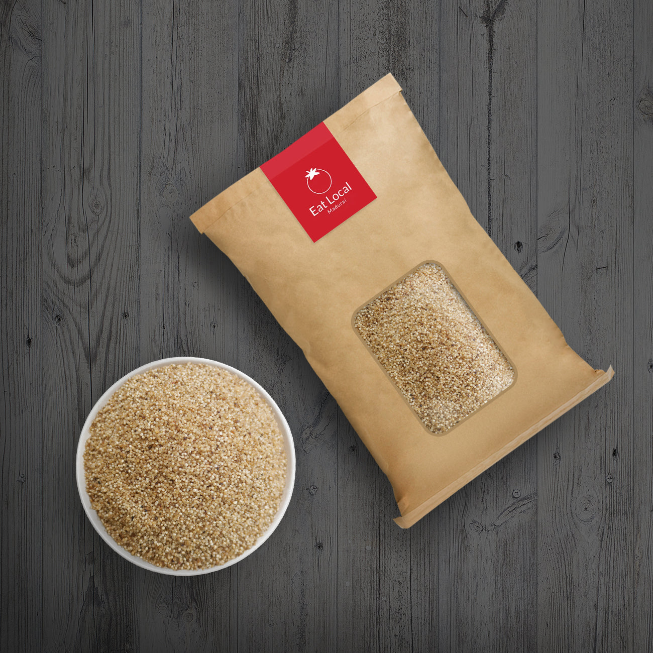 Little Millet Parboiled / Samai Puzhungal