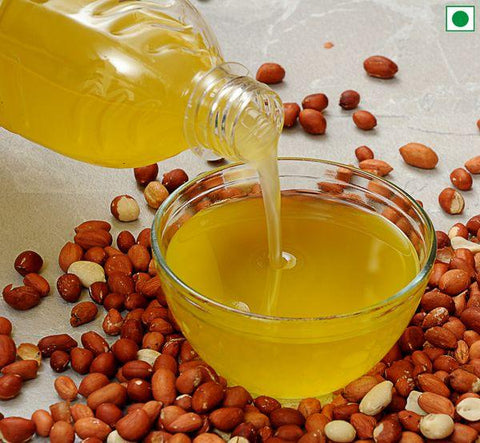 Cold Pressed Groundnut Oil / Marachekku Kadalai Ennai
