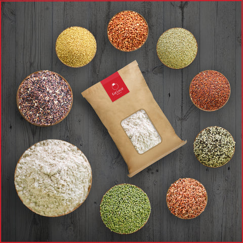 Sprouted Multi Grain Health Mix / Sathu Maavu