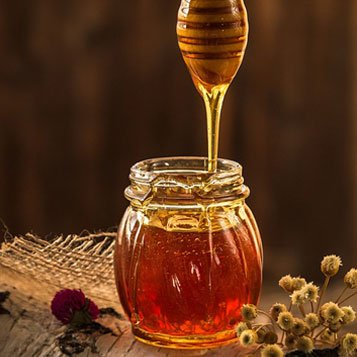 Raw Unprocessed Natural Honey